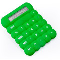 Mini Silicon Material Flexible Rubber Calculator