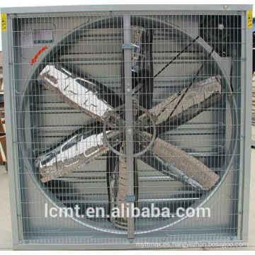 Aves de corral Ventilador de presión negativa Ventilador de flujo axial Ruido ultrabajo