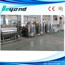 Juice Beverage Preparing System with Drink Mixing Tank