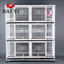 2 Tiers & 3 Tiers Folding Cat Cage From Real Factory