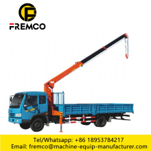 4x2 Hydraulic Arm Crane with Good Quality
