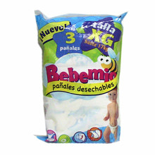 Lovely Baby Diaper in Low Price (XG size) .
