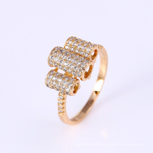 11909 Best selling jewelry 18k gold color fashion special price rings for women