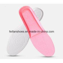 Neue Design hochwertige atmungsaktive Memory-Foam-Sport-Einlegesohle (FF506-4)