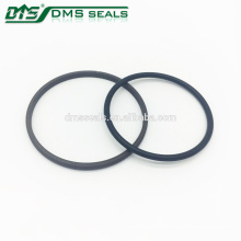 Bronzed Filled PTFE Chamfering SPGO D Seal Ring Double Acting