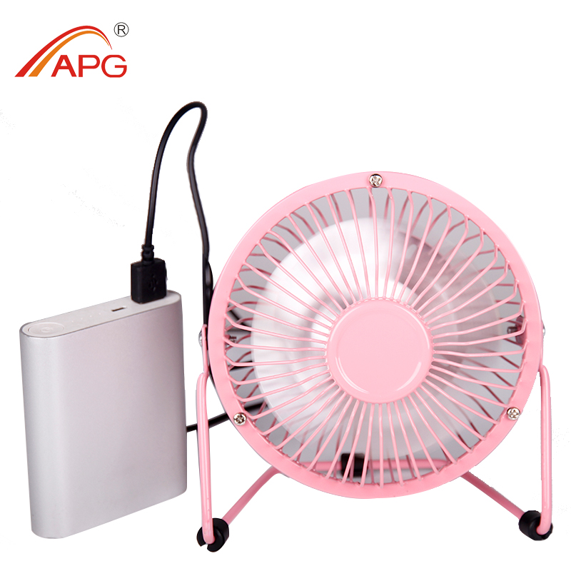 2017 5V DC Cooling Metal Material Mini Usb Fan