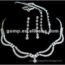 Costume wedding jewelry set (GWJ12-428)