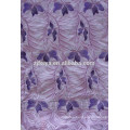 Fashion African Hand Cut Lace Fabric