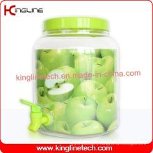 9L plastic water jug (KL-8033)