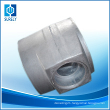 Pneumatic Cylinder Accessory of CNC Machining Aluminum Die Casting