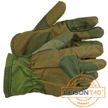 Army Gloves with ISO standard Flame Retardant Waterproof