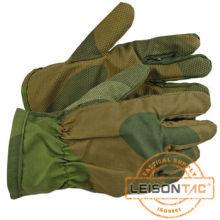 Luvas do exército com padrão ISO flama-retardador impermeável