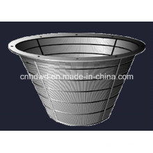 Stainless Steel Centrifugal Basket for Mining Industry