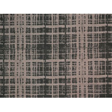 Pink And Black Bag Cotton Linen Fabric , 55% Linen 45% Cotton Bs036