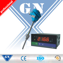 LCD-Temperaturanzeige