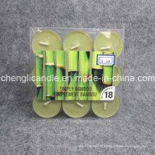 Bougie chauffe-plat parfumée PC Cup Color