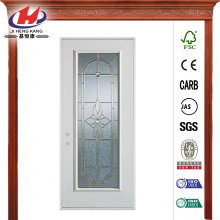 Tradicionales de acero Inswing precolgadas puerta