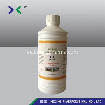 Menthol + Bromhexin HCl Oral Solution