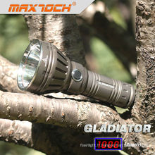 Maxtoch GLADIATOR Camping haute puissance lampe automatique d'urgence lampe