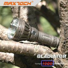 Maxtoch gladiador acampar alta potência lanterna de emergência lanterna Auto