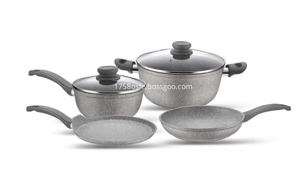 Forged Aluminum Cookware