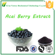 Factory supply natural pure acai berry extract