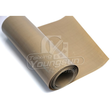 PTFE coated fiberglass cloth for laminating machine