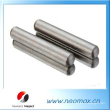 Kundenspezifische dünne Zylinder AlNiCo Magneten für heißen Verkauf