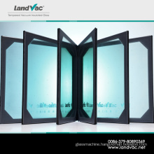 Landvac Energy Saving Soundproof Vacuum Insulated Low E Glass for Window