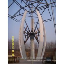 Alta eficiencia y buena calidad y precio bajo del precio de la turbina de viento vertical del eje