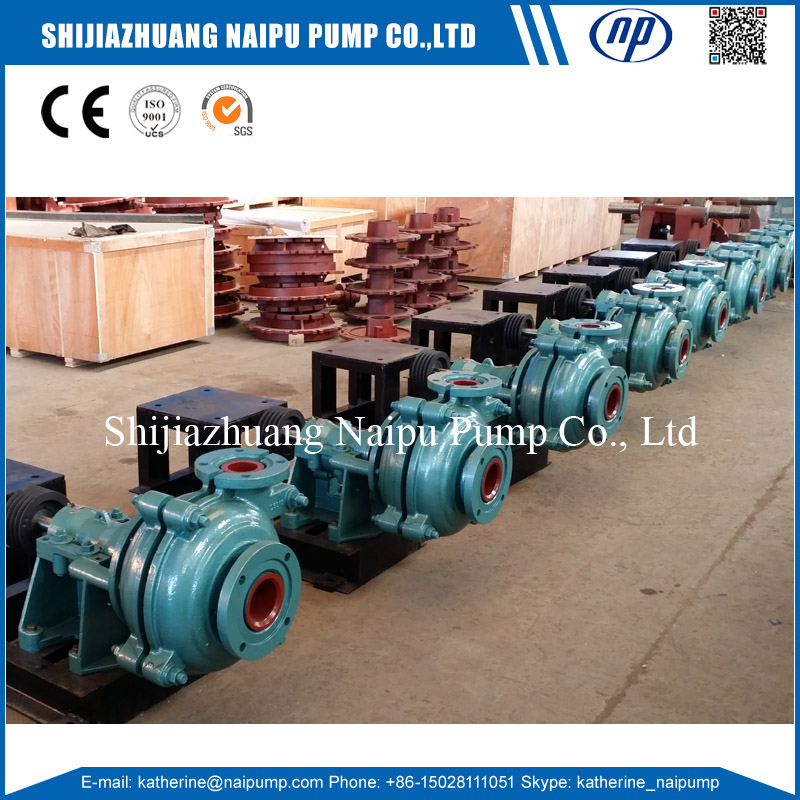 4x3 slurry pumps