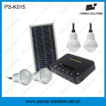 5200mAh Lithium-Ion Battery off Grid Home Solar System with Mobile Phone Charging (PS-K015)