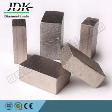 Diamant-Segment und Klinge für Marmor-Schneiden
