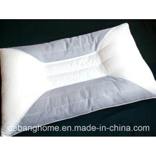 2015 высокого качества из чистого хлопка белого цвета для защиты шеи подушка