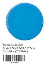 Sáu điểm vòng chảo bánh silicone