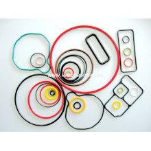 Kundenspezifischer Öl-beständiger Csm Gummidichtung O-Ring