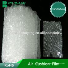 Polietileno de baja densidad material aire película protector acolchado material del rodillo
