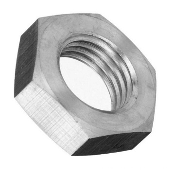 Шестигранные тяжелые конструкционные гайки ASTM A194 2h