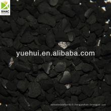 Iode n ° 1000mg / g Charbon actif à base de charbon ASTM