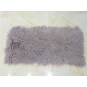 Curly Lamb Tibetan Sheepskin Blanket
