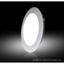 12W 220V Pure White LED Panel Light
