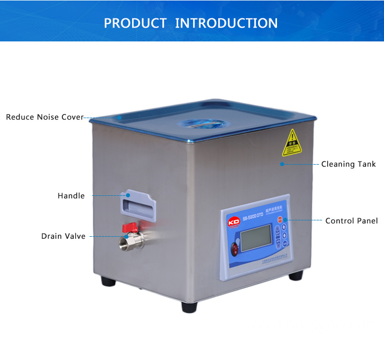 Digital Blind Ultrasonic Cleaner for Sale