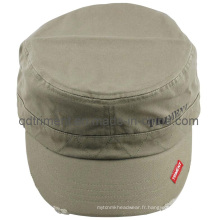 Grinding Washed Print Leisure Sports Military Cap (TMM8150)