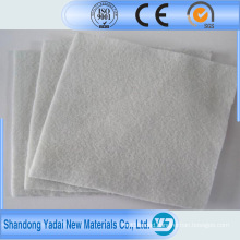 Polyester Short Fiber Needle Punched Nonwoven Geotextiles Textile