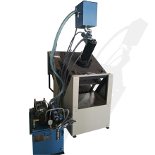 Model 500B high technology hydraulic press for aluminium foil container/tray/plate making machine