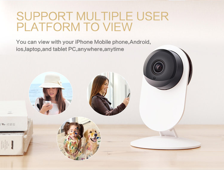 Iphone Control IP Camera
