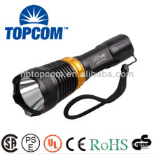 5 mode IP68 deep sea super bright diving equipment cree led diving led flashlights