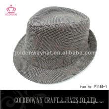 Мужские проверенные шляпы-шлемы Fedora
