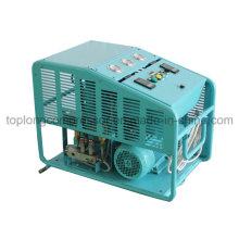 Полностью бескислородный кислородный водородный компрессор