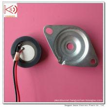Ultrasonic High Frequency Piezo Ceramic Element for Emitting Moisture Flow
